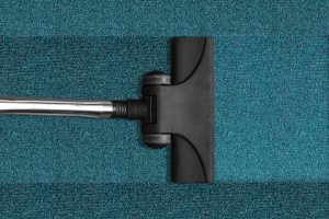 how to dry clean carpet